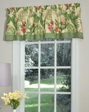 Ferngully Tailored Valance