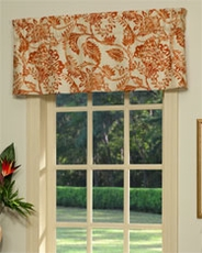 Florentina Tailored Insert Valance