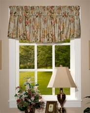 Hillsborough (Sage) Mayfair Valance