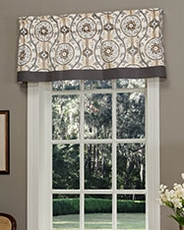 Izmir Tailored Valance