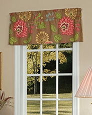Jessica Tailored Insert Valance