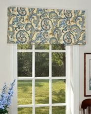 Mirabella Tailored Insert Valance