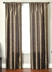 Molara Scroll Curtain Panel