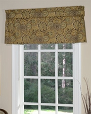 Paddock Shawl (Spa) Tailored Insert Valance