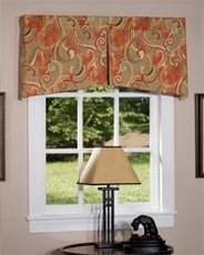 Salazar Center Pleat Valance