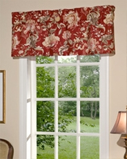 Simone Tailored Insert Valance