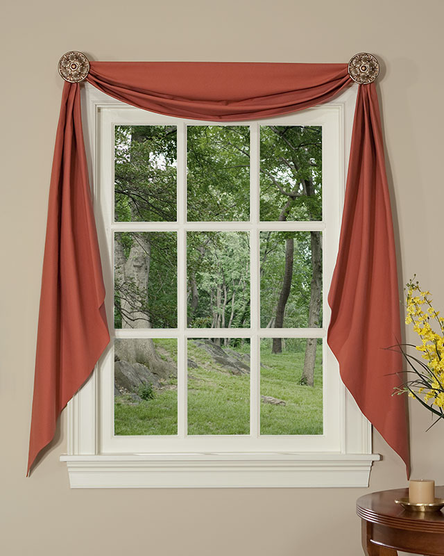 Elegant Country Curtains Country Curtains Free Shipping : Home U003e Country Style  Curtains U003e Fishtail Swags U003e