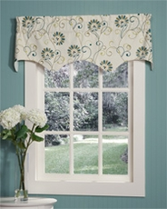 Suzette Empress Filler Valance