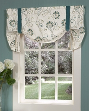Suzette Tie Up Curtain
