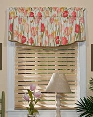 Tulips Mayfair Valance