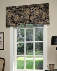 Valdosta Tailored Insert Valance