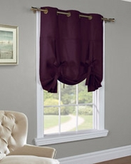 Weathermate (Aubergine) Tie Up Panel