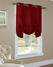 Weathermate (Burgundy) Tie Up Panel