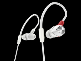 Pioneer Dje-1500 In-Ear Headphones White