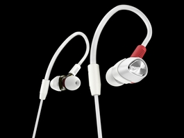 Pioneer Dje-2000 In-Ear Headphones White