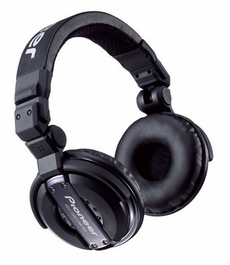 Pioneer HDJ 1000 Black Headphones