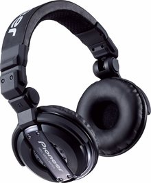 Pioneer HDJ 1000 Headphones