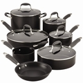 Anolon Advanced Hard Anodized Nonstick 12 Piece Cookware Set