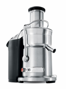 Breville 800JEXL 1,000 Watt Die-Cast Juice Fountain Elite Juicer