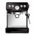 Breville BES840BSXL The Infuser Espresso Machine, Black Sesame