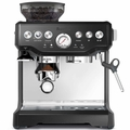 Breville BES870BSXL The Barista Express Espresso Machine, Black Sesame