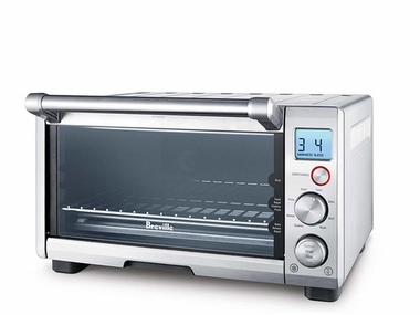 Breville BOV650XL Compact 4 Slice Smart Toaster Oven