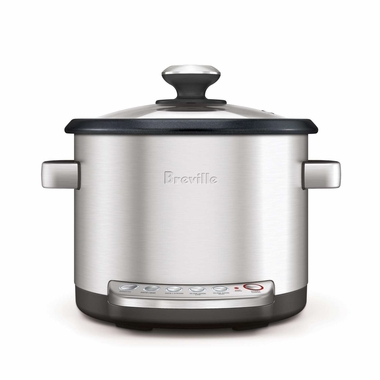 Breville BRC600XL Electric Risotto Plus Rice and Slow Cooker