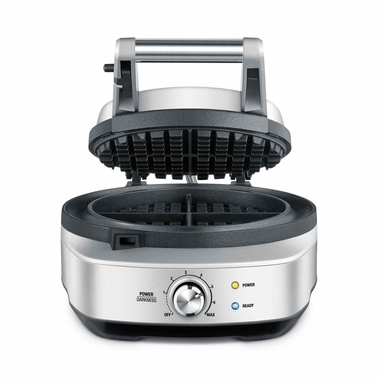 Breville BWM520XL The No Mess 2 Slice Waffle Maker