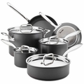 Breville Thermo Pro Hard Anodized Set, 10 Piece