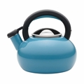 Circulon Sunrise 2 Quart Teakettle, Turquoise