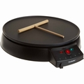 Cucina Pro 12 Inch Griddle and Crepe Maker