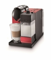 DeLonghi Lattissima Plus Nespresso Capsule System, Red