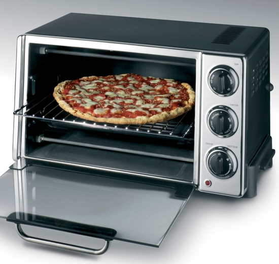 Countertop Convection Oven Chicken : DeLonghi RO2058 6-Slice Convection Toaster Oven with Rotisserie at ...