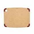 Epicurean Non-Slip Series Cutting Board, 14.5 x 11.25 Inch, Natural / Red