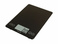 Escali 157IB Arti Glass Digital Kitchen Scale, Black