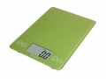 Escali 157LG Arti Glass Digital Kitchen Scale, Green