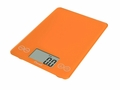 Escali 157OO Arti Glass Digital Kitchen Scale, Orange