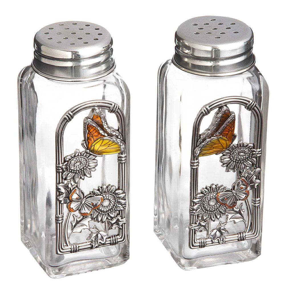 Awesome Salt N Pepper Shakers Collectible #1: Ganz-collectible-salt-and-pepper-shakers-set-butterflies-1.jpg