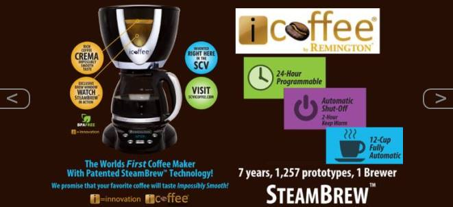 iCoffee - a Revolution in Coffee