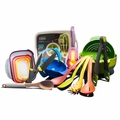 Joseph Joseph 33 Piece Kitchen Essential Tools Starter Set