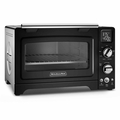 KitchenAid KCO275OB 1800 Watt Countertop Digital Convection Oven, Onyx Black