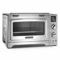 KitchenAid KCO275SS 1800 Watt Countertop Digital Convection Oven, Stainless Steel - GIFT WITH PURCHASE