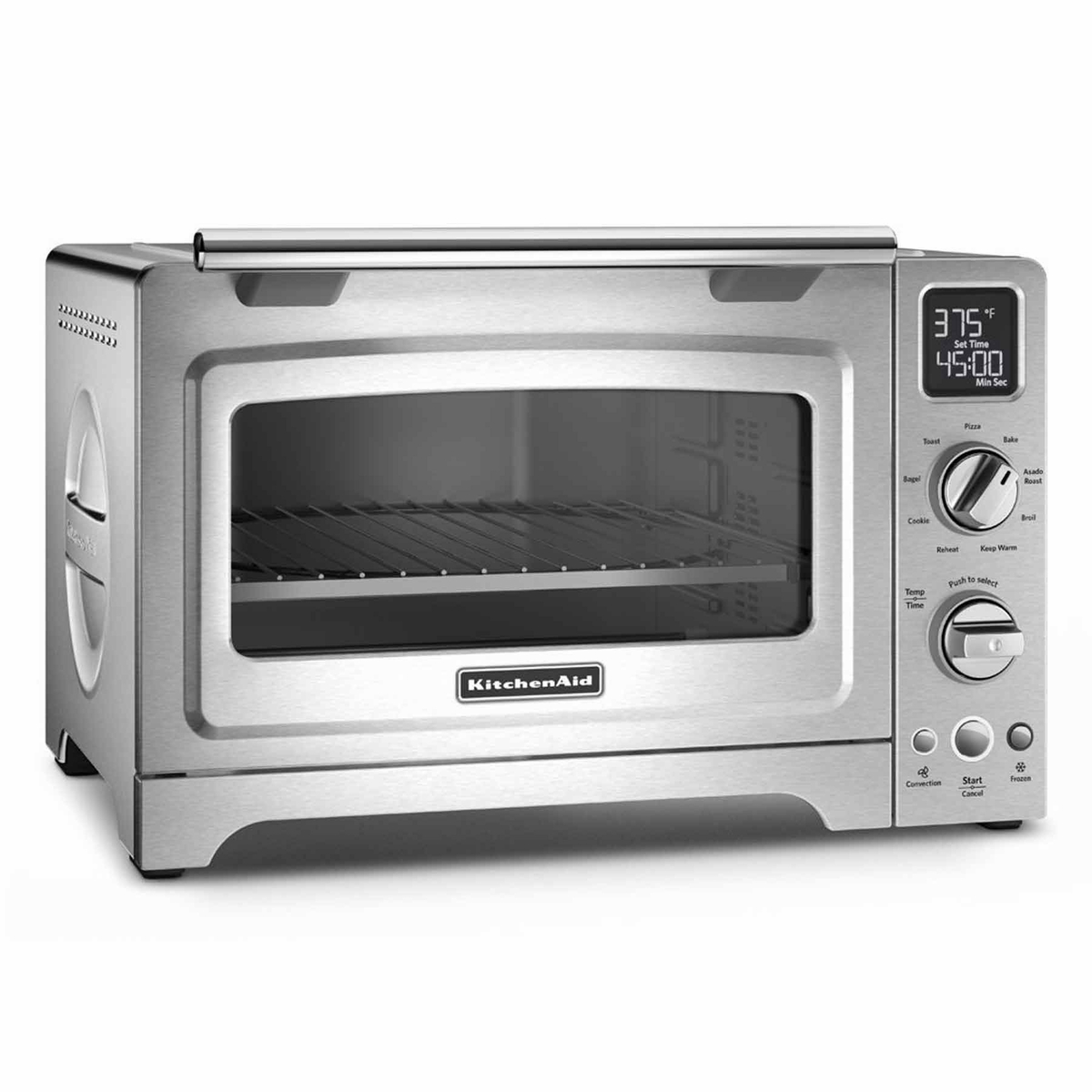 Convection Countertop Oven Stainless Steel : ... KCO275SS 1800 Watt Countertop Digital Convection Oven, Stainless Steel