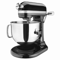 KitchenAid KSM7586POB Pro Line Stand Mixer 7 Quart, Onyx Black
