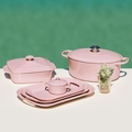 Le Creuset Hibiscus Pink Collection