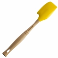 Le Creuset Revolution Medium Silicone Spatula, Soleil Yellow