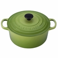 Le Creuset Signature Enameled Cast Iron 3.5 Quart Round French Oven, Palm Green