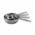 Le Creuset Stainless Steel Measuring Cups Set of 4