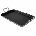 Nordic Ware 2 Burner High Sides Griddle