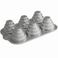 Nordic Ware Platinum Celebration Tiered Mini Cake Pan
